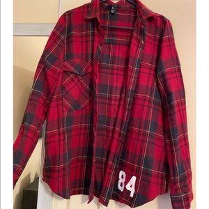 Forever 21 Trendy Flannel
